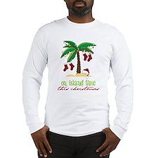 On Island Time Long Sleeve T-Shirt
