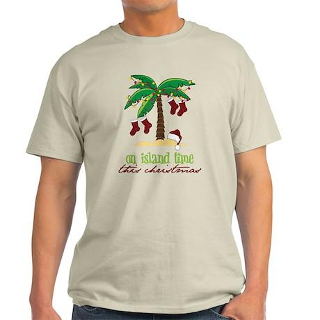 On Island Time Light T-Shirt