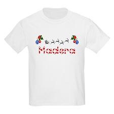 Madera, Christmas T-Shirt