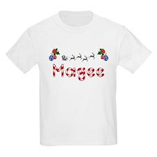 Magee, Christmas T-Shirt