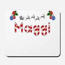 Maggi, Christmas Mousepad