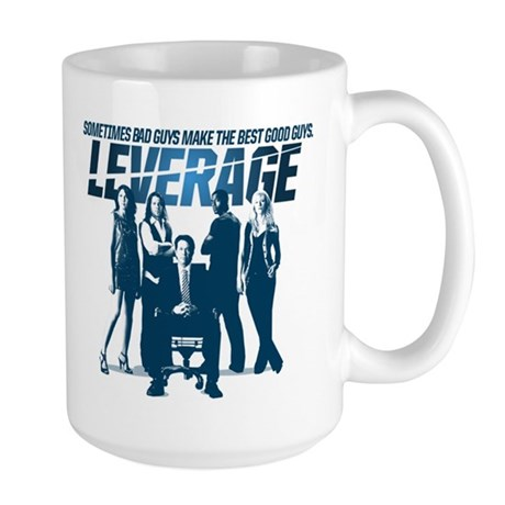 The Good Guys Large Mug