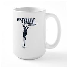 Leverage Thief Mug