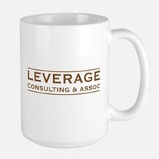 Leverage Consulting Large Mug