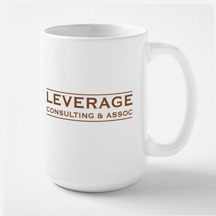 Leverage Consulting Large Mug