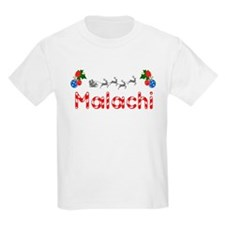 Malachi, Christmas T-Shirt