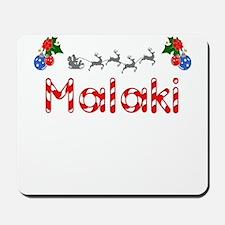 Malaki, Christmas Mousepad