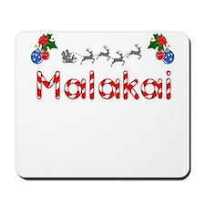 Malakai, Christmas Mousepad