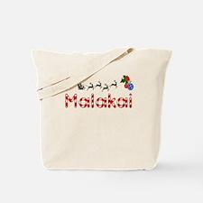 Malakai, Christmas Tote Bag