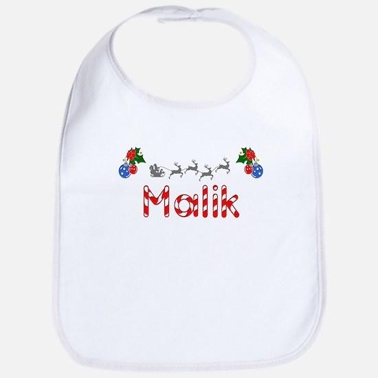 Malik, Christmas Bib