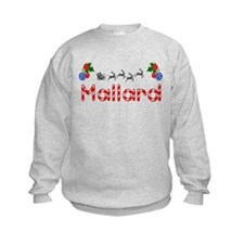 Mallard, Christmas Sweatshirt