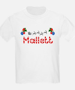 Mallett, Christmas T-Shirt