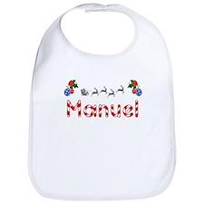 Manuel, Christmas Bib