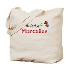 Marcellus, Christmas Tote Bag
