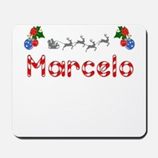 Marcelo, Christmas Mousepad