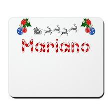 Mariano, Christmas Mousepad