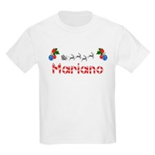 Mariano, Christmas T-Shirt