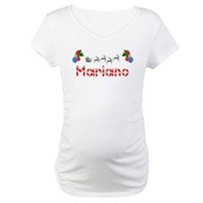 Mariano, Christmas Shirt