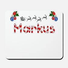 Markus, Christmas Mousepad