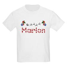Marlon, Christmas T-Shirt