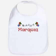 Marquez, Christmas Bib