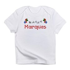 Marques, Christmas Infant T-Shirt