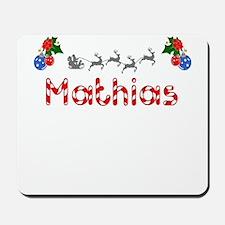 Mathias, Christmas Mousepad