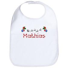 Mathias, Christmas Bib