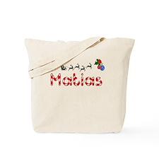 Matias, Christmas Tote Bag