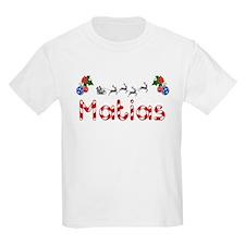 Matias, Christmas T-Shirt