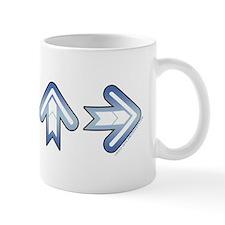 DDR Arrows Mug