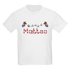 Matteo, Christmas T-Shirt