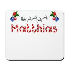 Matthias, Christmas Mousepad