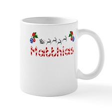 Matthias, Christmas Mug