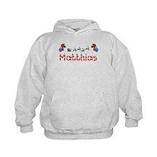 Matthias, Christmas Hoodie