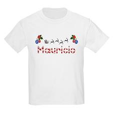 Mauricio, Christmas T-Shirt