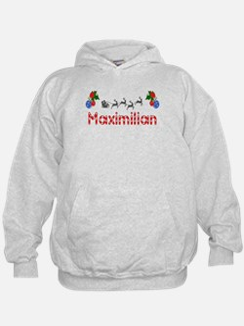 Maximilian, Christmas Hoodie