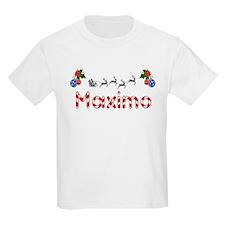 Maximo, Christmas T-Shirt