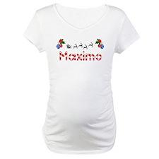 Maximo, Christmas Shirt