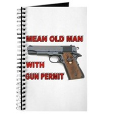 GUN PERMIT Journal
