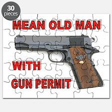 GUN PERMIT Puzzle