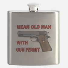 GUN PERMIT Flask