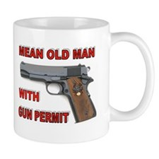 GUN PERMIT Mug