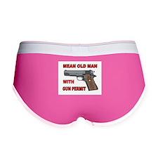 GUN PERMIT Women's Boy Brief