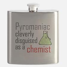 'Pyromaniac' Flask