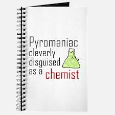 'Pyromaniac' Journal