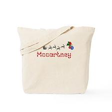 Mccartney, Christmas Tote Bag