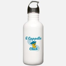 A Cappella Chick #3 Water Bottle