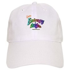 Entropy Reigns Logo Baseball Cap