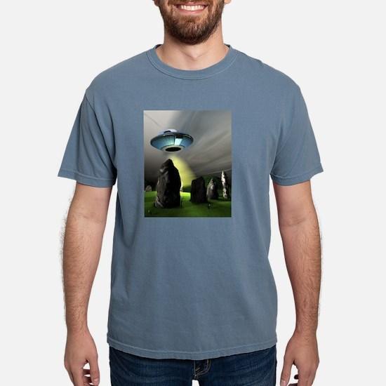 ANCIENT MYSTRIES Mens Comfort Colors Shirt
